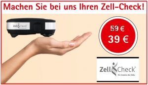 Zell-Check Homepage